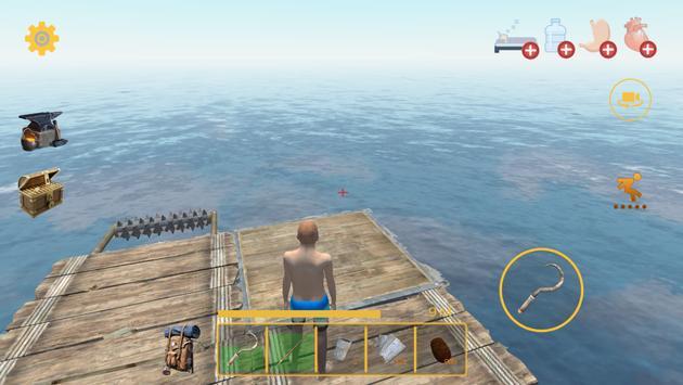 筏生存:多人遊戲 截圖 11