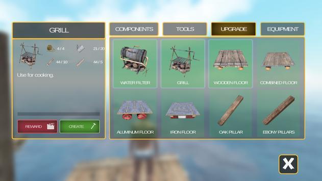 Sobrevivência em jangada: multijogador imagem de tela 13