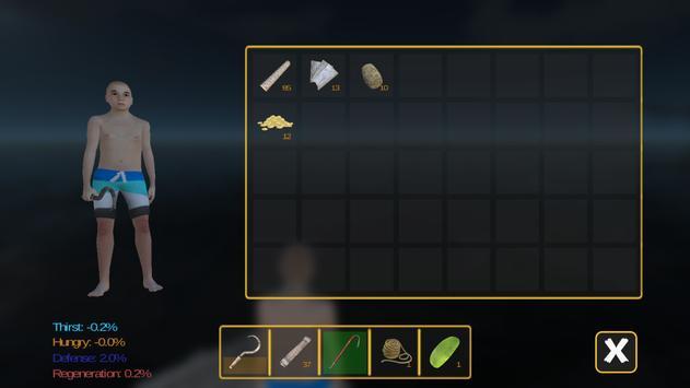 Sobrevivência em jangada: multijogador imagem de tela 15