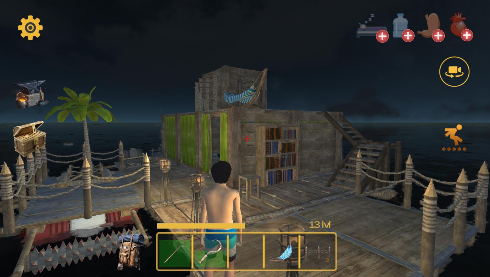 Download permainan yang baru Raft Survival: Multiplayer