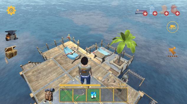 筏生存:多人遊戲 截圖 4
