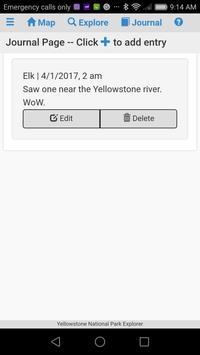 iXplore Yellowstone screenshot 6