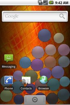 Colorful Balls Live Wallpaper screenshot 1