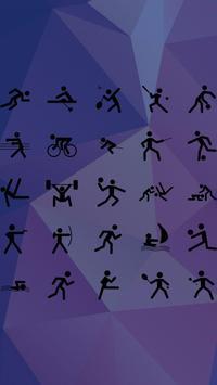 Угадай картинку: Спортсмена poster
