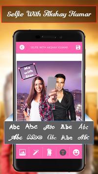 Selfie with Akshay Kumar screenshot 2
