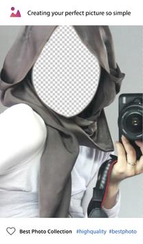 Hijab Suits Photo Editor poster