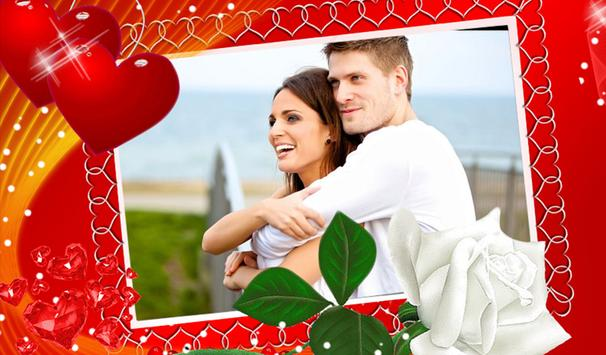 Romantic Frames Photo Editor screenshot 7