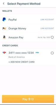 Scooter Booking UI KIT screenshot 3