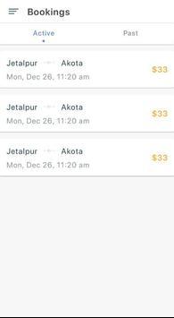 Scooter Booking UI KIT screenshot 4