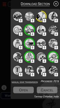 3D Engineering Animation capture d'écran 2