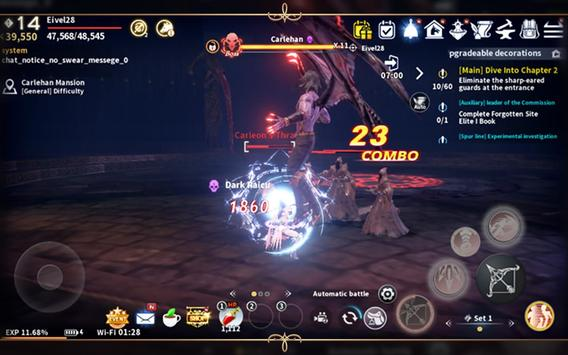 Icarus M: Riders of Icarus screenshot 8