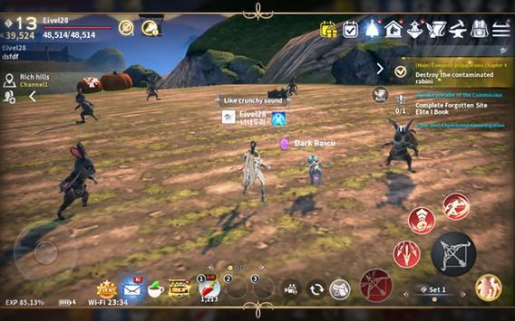 Icarus M: Riders of Icarus screenshot 9