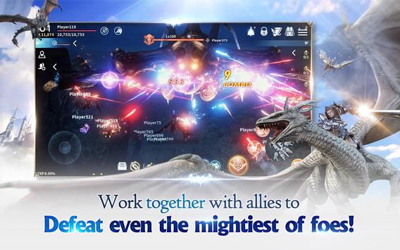 Icarus M: Riders of Icarus screenshot 3