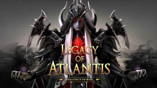 Legacy of Atlantis : Master of Heart poster