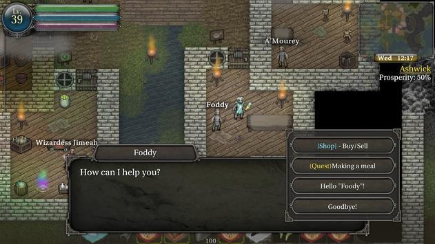 9th Dawn III RPG screenshot 8