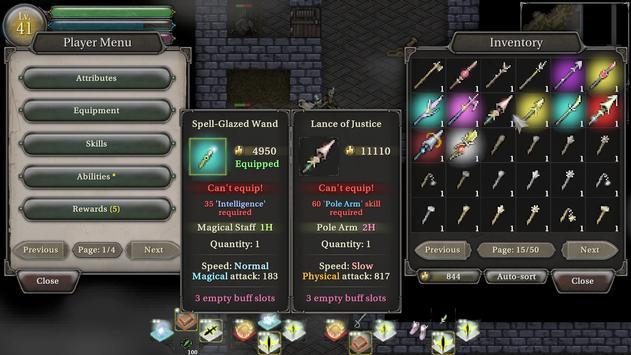 9th Dawn III RPG screenshot 2