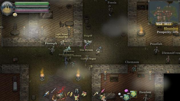 9th Dawn III RPG screenshot 17