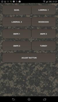 Turkey hunting calls: Hunting sounds Mating calls. screenshot 4