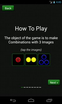 Combinations screenshot 2