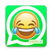 Emoji WAStickers icon