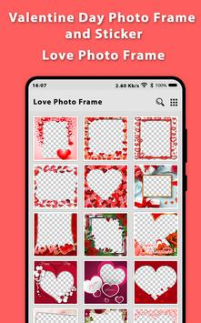 Romantic Video Status Photo Frame 2019 And Sticker poster