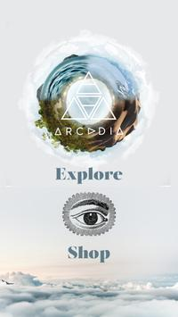 Arcadia Earth poster