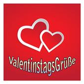 Valentinstagsgrüße icon