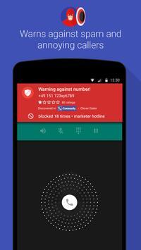 Poster Clever Dialer - caller ID - block calls