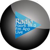 Radio Foorti 88.0 Fm App Live icon