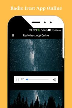 Radio Irest App Online poster