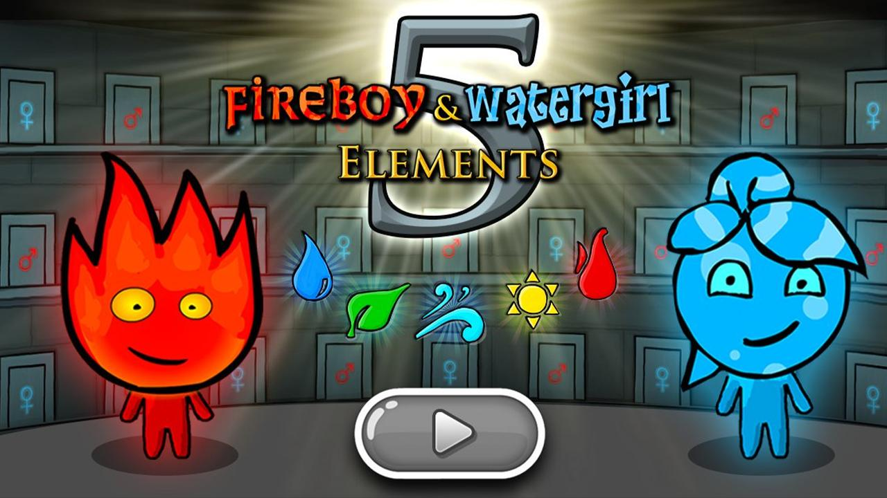 Fireboy and Watergirl 5: Elements for Android - APK Download