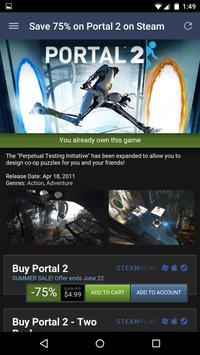 Steam تصوير الشاشة 2