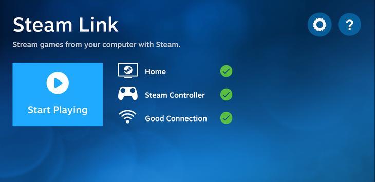Steam Link-poster