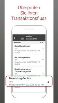Driver app of Vancab Wien poster