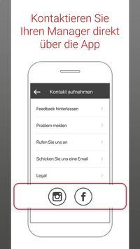 Driver app of Vancab Wien screenshot 1