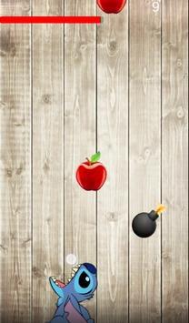 Стич и яблоки screenshot 5