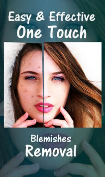 Face Blemishes Cleaner & Photo Scars Remover постер