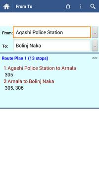 Vasai Virar Bus Info screenshot 2