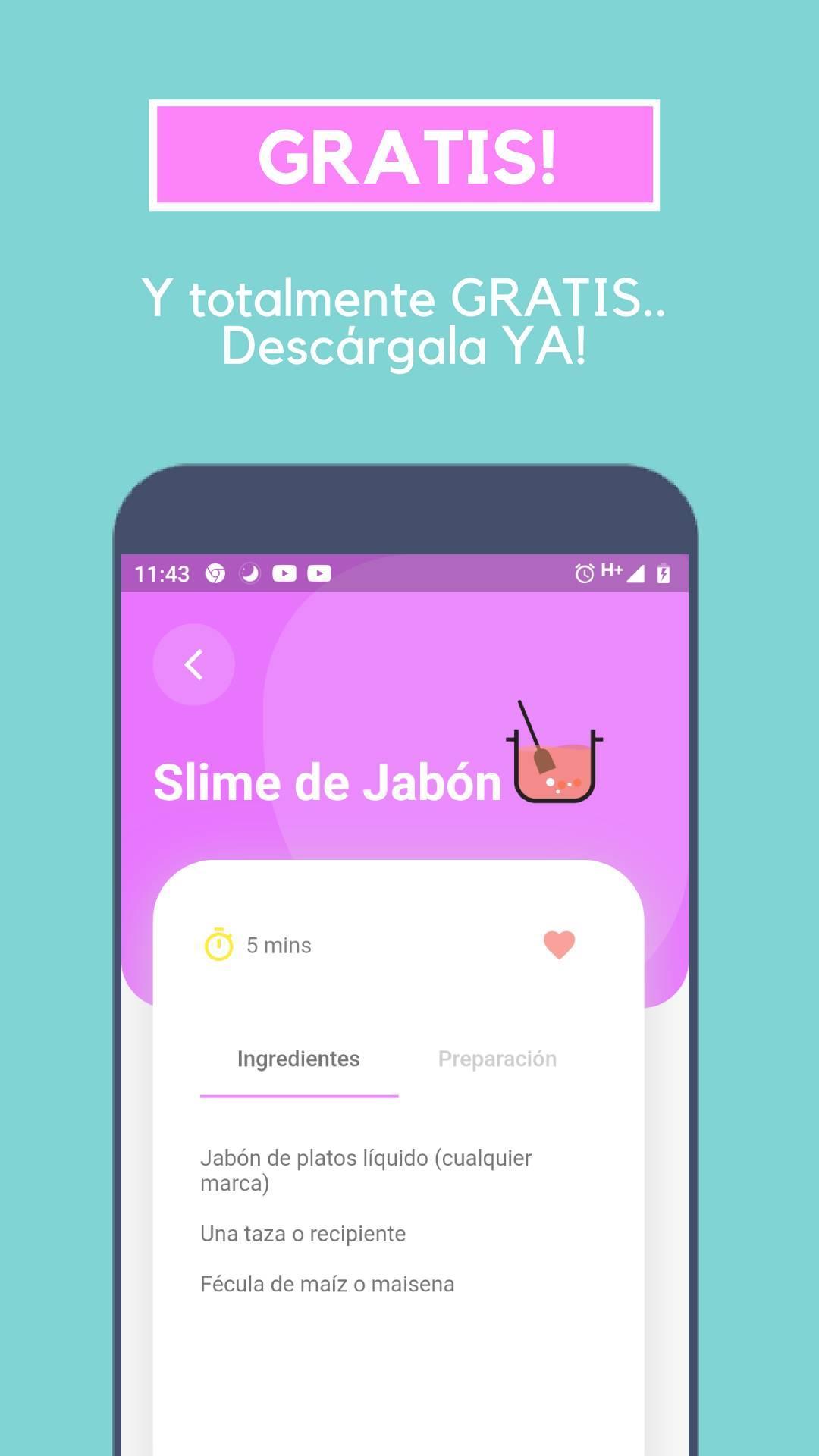 Como Hacer Slime Sin Pegamento Paso A Paso For Android Apk Download