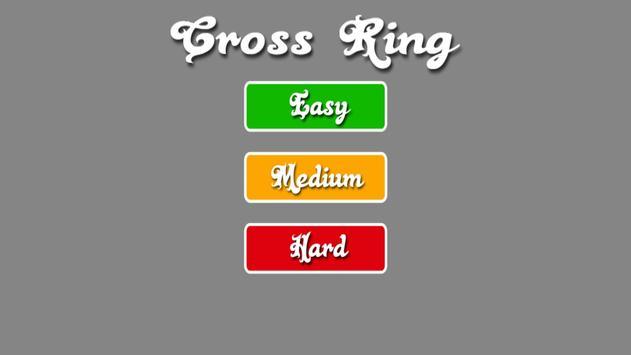 Cross Ring poster