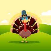 Happy Thanksgiving 2018 icon