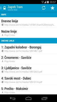 Zagreb Tram screenshot 2