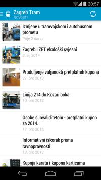 Zagreb Tram screenshot 4