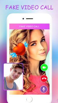Fake video call screenshot 1