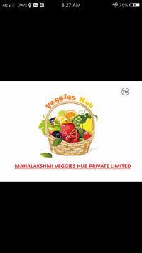 Veggies Hub poster