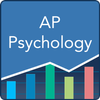 AP Psychology Prep: Practice Tests and Flashcards simgesi