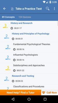 AP Psychology Prep: Practice Tests and Flashcards capture d'écran 1