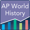 AP World History: Practice Tests and Flashcards icon