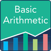 Icona Basic Arithmetic: Practice Tests and Flashcards