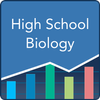 Icona High School Biology: Practice Tests and Flashcards
